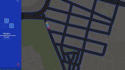 Los Comecocos se apoderan de Google Maps por un