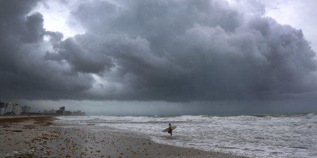 Seis vídeos con los que seguir el impacto del huracán Irma en