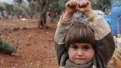 La historia tras la foto de la niña siria que se