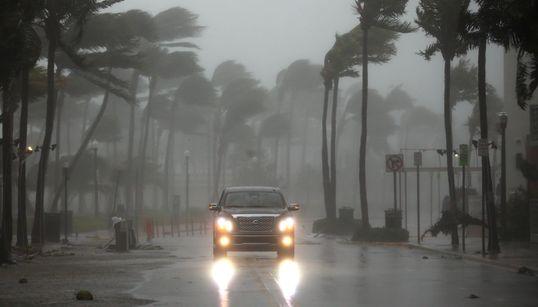 Irma en Florida: las fotos más impresionantes del