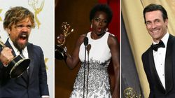 Que no se te olvide ninguno: la lista completa de ganadores de los Emmy