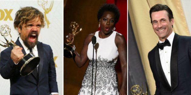 Ganadores premios Emmy 2015: lista