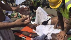 Más de 700 muertos en una estampida en Mina en la peregrinación a La