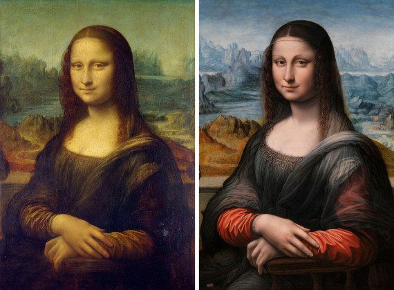 7 famosas obras de arte que deberían ser totalmente