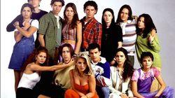Reencuentro de los actores de 'Al Salir de Clase' 20 años
