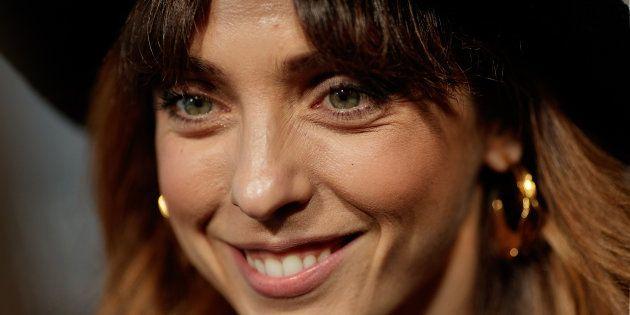 Leticia Dolera, durante la presentación de 'Verónica' en agosto de