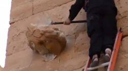 El EI muestra en un vídeo cómo destroza la antigua ciudad de