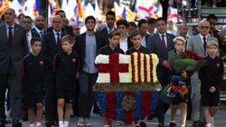 El Barça, sobre la independencia: