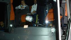 Tirotean el autobús del Fenerbahçe y hieren a su conductor