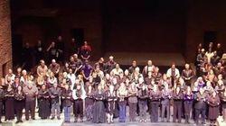 La emocionante versión de 'La Marsellesa' en la ópera en Nueva