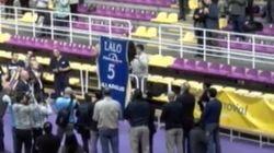 El homenaje de Valladolid al fallecido Lalo García