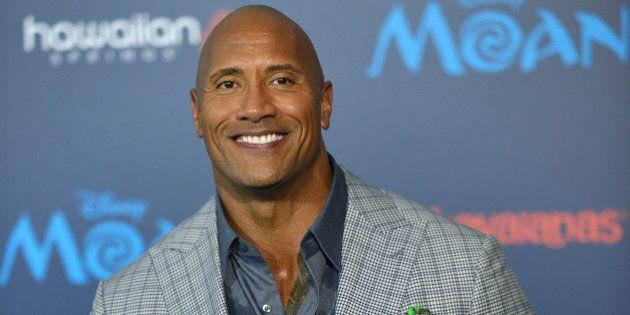 Dwayne Johnson 'La Roca', elegido el hombre vivo más sexy del año por