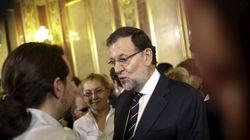 Rajoy a Iglesias: