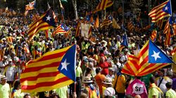El independentismo se echa a la calle en la Diada en plena tensión con el Gobierno por el