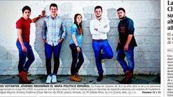 Jóvenes electores
