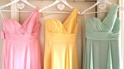Invitada a una boda: siete trucos para vestir más allá de la talla