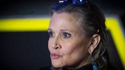 ¿Ha soltado Carrie Fisher un gran 'spoiler' sobre el Episodio VIII de 'Star