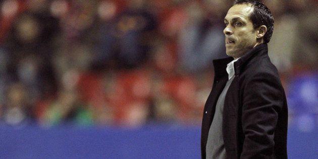 Sergi Barjuán, nuevo entrenador del