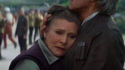 ¿Cómo afecta la muerte de Carrie Fisher a las próximas entregas de 'Star