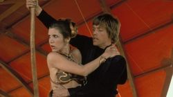Mark Hamill despide a Carrie Fisher con tres emocionantes