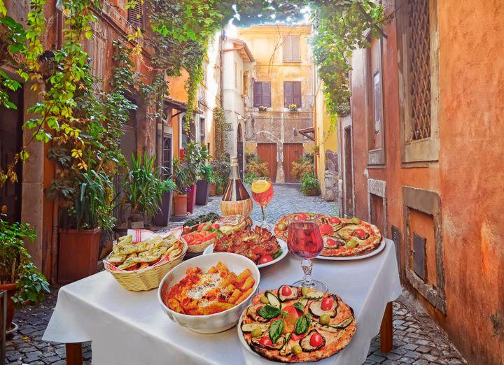 84% dos 25 mil entrevistados disseram já ter provado a culinária italiana.