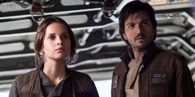 El tuit de Diego Luna sobre 'Star Wars' que te tocará la fibra