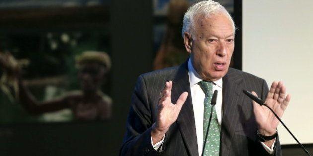 García-Margallo reconoce