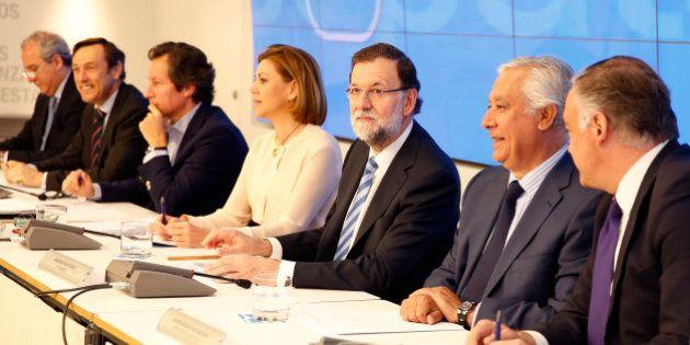 Rajoy insta al PP a