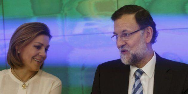 Rajoy añade a su agenda un acto de partido con Cospedal en Ciudad Real tras la tensión