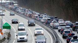 El tráfico y los riesgos