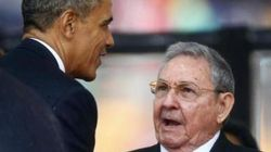 Obama gana a Castro por goleada en