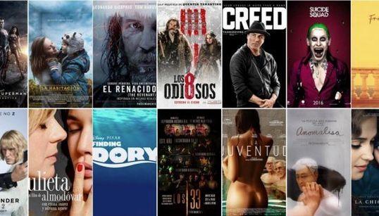 Días de cine: estrenos, premios y ceremonias de cine de