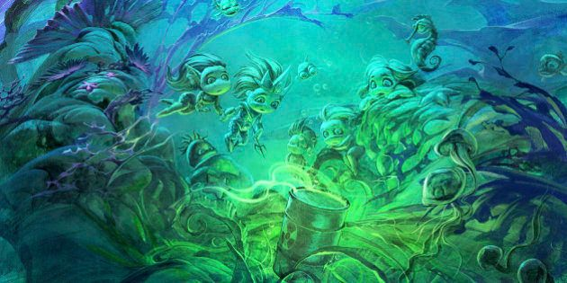 Pero...¿es cierto que los efectos de la contaminación llegan al océano