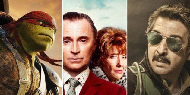 Estrenos: por qué ver 'Capitán Kóblic', 'La leyenda de Barney Thompson' y 'Las tortugas ninja