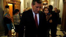 El republicano Ted Cruz le da a 'me gusta' en un vídeo porno en