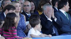 """La policía brasileña acusa a Temer de liderar en su partido una """"organización ilícita"""
