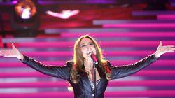 Mónica Naranjo protagoniza la mejor actuación de la gala 60 años de