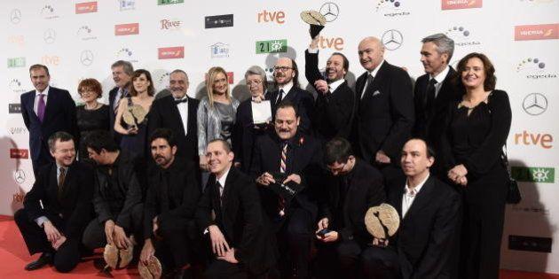 'Truman', de Cesc Gay, triunfa en los Premios