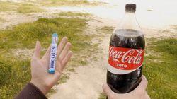 Sabrosos o asquerosos, cinco experimentos caseros hechos con Coca-Cola