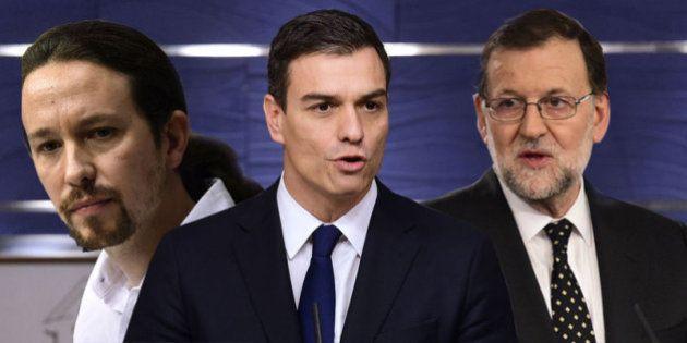 De la propuesta de Gobierno de Iglesias al 'no pero sí' de
