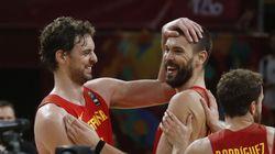 España se mete en las semifinales del
