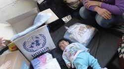Mohammed, el 'bebé milagro' que escapó del Estado