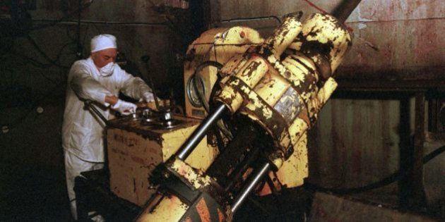 Empieza el desmantelamiento de Chernóbil 29 años después de la