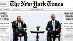 Las portadas tras el encuentro entre Obama y