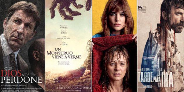 Nominaciones Premios Goya 2017: 'Un monstruo viene a verme' lidera con 12