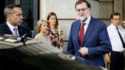 Rajoy pide a los catalanes que no formen parte de las mesas