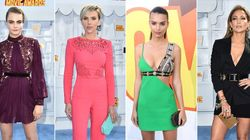 MTV Movie Awards 2015: los vestidos de la alfombra roja