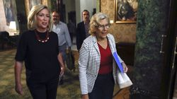 Carmena: El Constitucional no declara ilegal el referéndum sino que lo