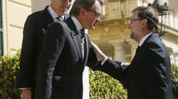 Rajoy dice que Barcelona es la