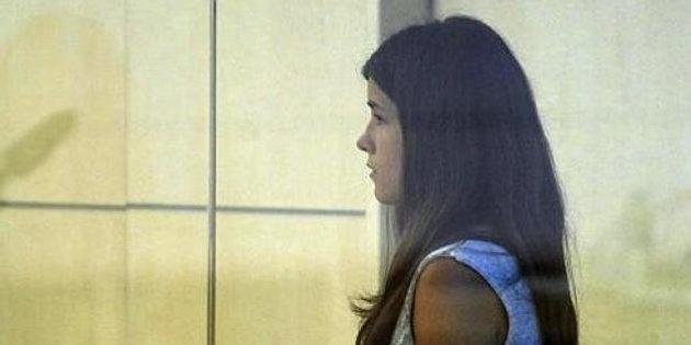 El TS anula una condena de 29 años y medio a la etarra Ohiana
